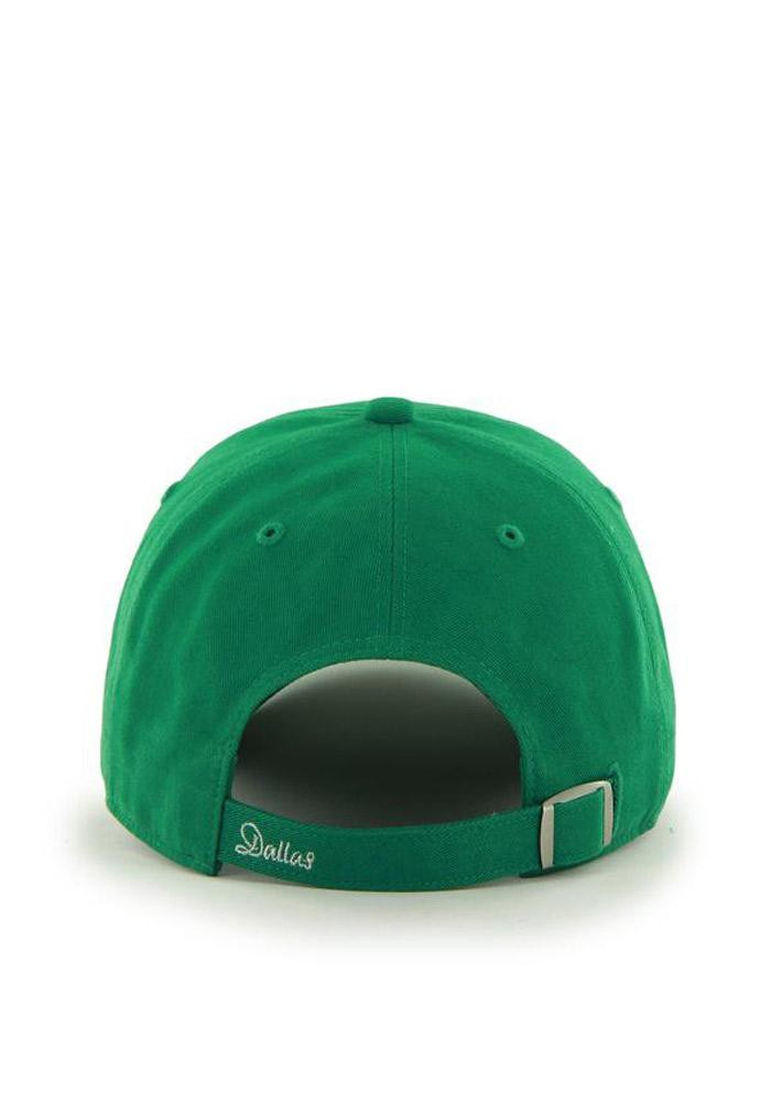 '47 Dallas Stars Green Sparkle Womens Adjustable Hat - Image 2