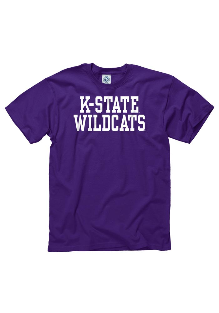 Nike K State Wildcats Purple Family Mantra Short Sleeve T Shirt 19860837