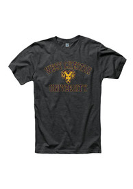 West Chester Golden Rams Black Staple Sport Tee