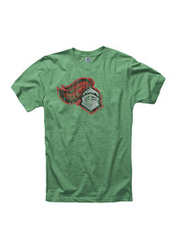 Rutgers Scarlet Knights Green St. Patrick`s Tee