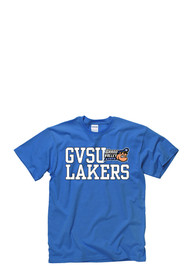 Grand Valley State Lakers Blue Slogan Tee
