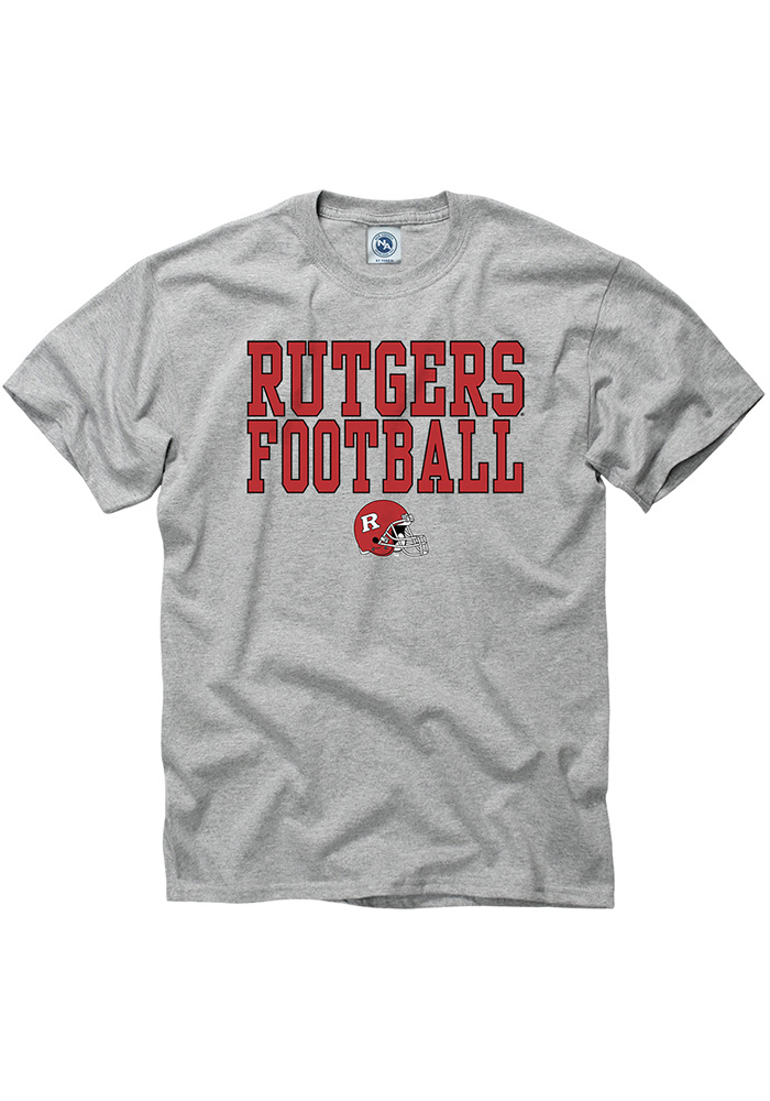 Rutgers Scarlet Knights Grey Practice Tee a947b7f71