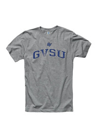 Grand Valley State Lakers Grey Archer Tee