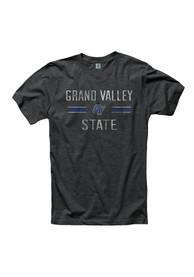 Grand Valley State Lakers Black Territory Tee
