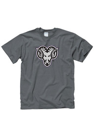 West Chester Golden Rams Charcoal Shady Logo Tee