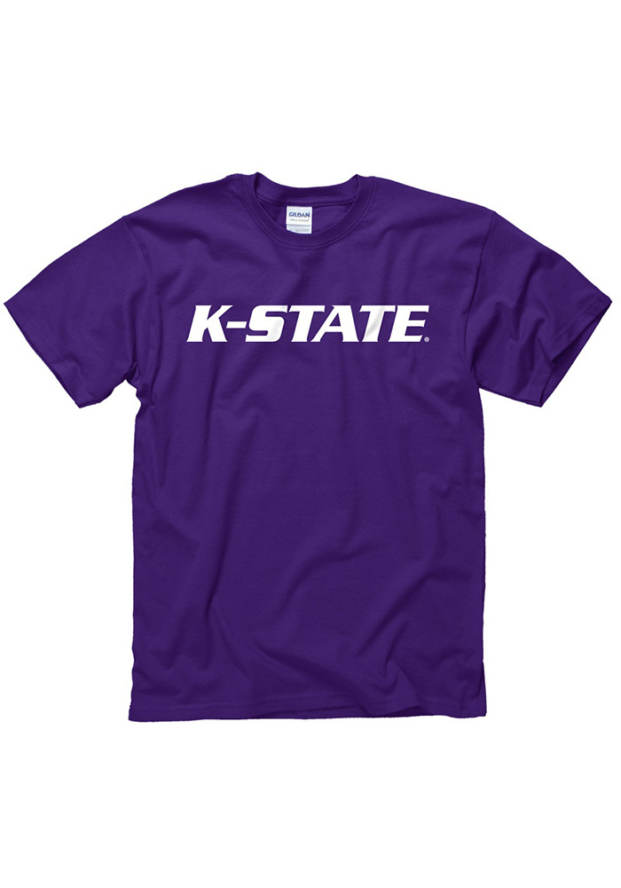 K-State Wildcats Purple Rally Loud Tee