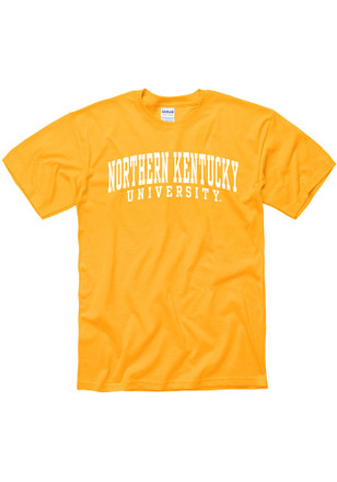Northern Kentucky Norse Mens Gold Rally Loud Tee