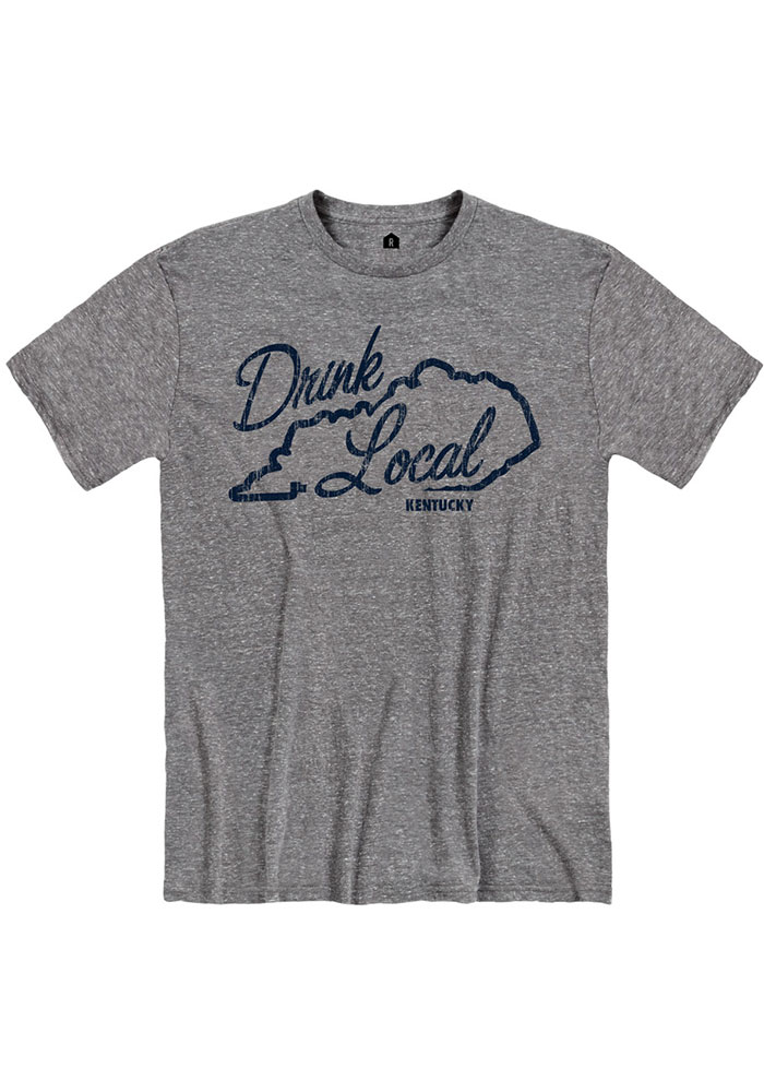 Kentucky Grey Drink Local Short Sleeve Fashion T Shirt - Image 1