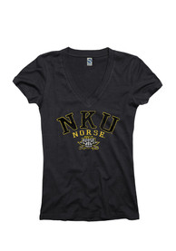 Northern Kentucky Norse Juniors Black Varsity Ageless V-Neck
