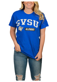 Grand Valley State Lakers Blue Alum Tee