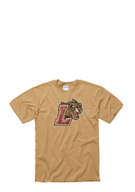 Lafayette College Gold #1 Tee