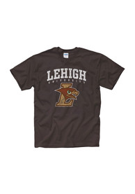 Lehigh University Brown #1 Tee