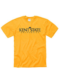 Kent State Golden Flashes Gold Rally Loud Tee