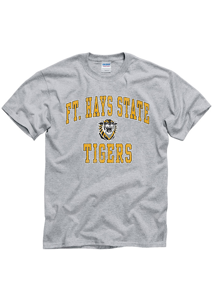 NCAA Fort Hays State Tigers T-Shirt V2