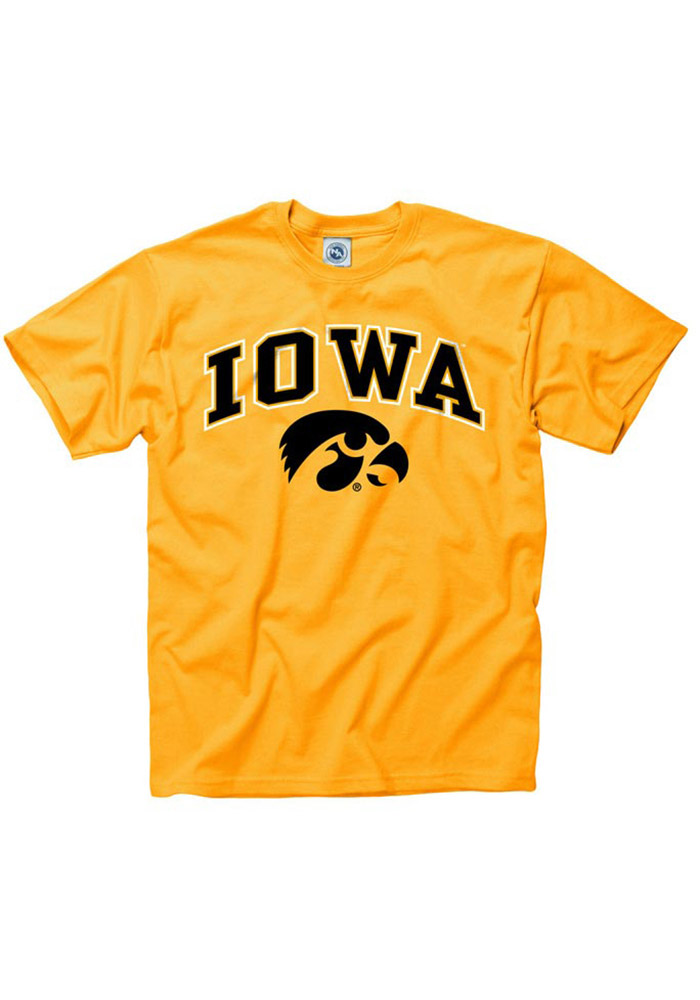 NCAA Iowa Hawkeyes T-Shirt V1