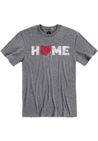Ohio Grey Home Short Sleeve T Shirt