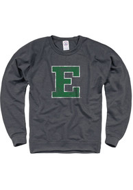 Eastern Michigan Eagles French Terry Crew Sweatshirt - Charcoal