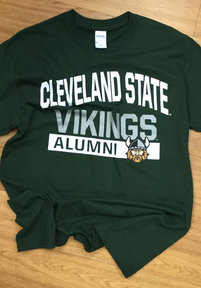 NCAA Cleveland State Vikings T-Shirt V1