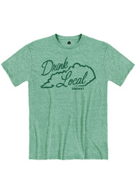 Kentucky Green Drink Local Short Sleeve T Shirt