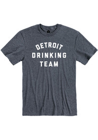 Detroit Navy Drinking Team Short Sleeve T Shirt