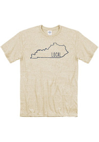 Kentucky Oatmeal Local State Short Sleeve T Shirt