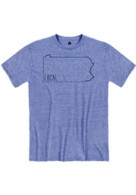 Pennsylvania Royal Local State Short Sleeve T Shirt