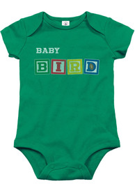 Philadelphia Infant Green Baby Bird One Piece