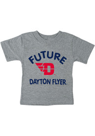 Dayton Flyers Infant Future Flyer T-Shirt - Grey