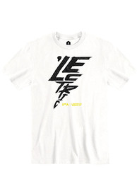 Lawrence Beer Co. Lectric IPA Short Sleeve T-Shirt - White