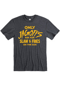 Primanti Bros. Heather Dark Grey Only Jagoffs Short Sleeve T-Shirt