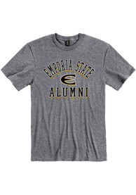 Emporia State Hornets Alumni Fashion T Shirt - Grey