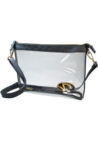 Missouri Tigers White Stadium Approved Clear Bag