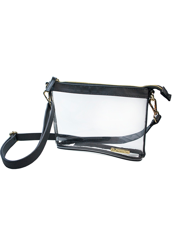 Black Stadium Approved Clear Bag - Image 1