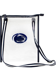 Penn State Nittany Lions White Stadium Approved Clear Bag