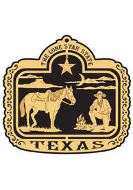 Texas Lone Star State Ornament