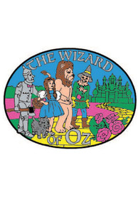 Wizard of Oz Resin Magnet