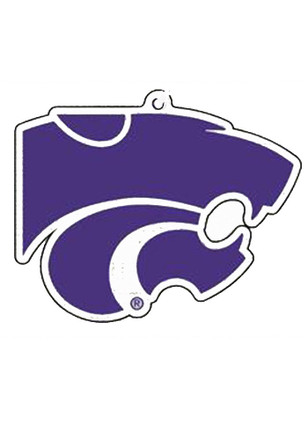 K-State Wildcats Etched Class Ornament