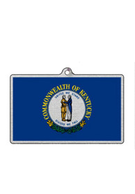 Kentucky State Flag Ornament