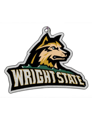 Wright State Raiders Team Logo Ornament