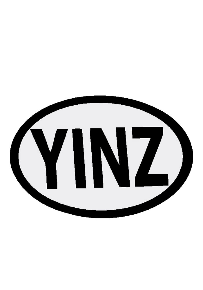 Pittsburgh Yinz Decal - Image 1