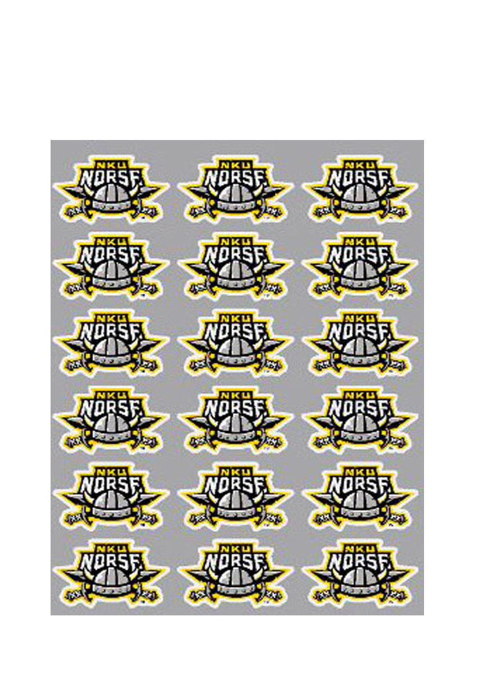 Northern Kentucky Norse Team Logo Stickers - Image 1
