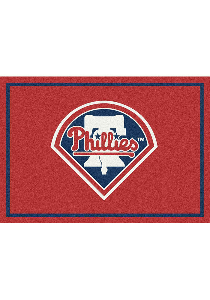 Philadelphia Phillies 2x3 Spirit Interior Rug - Image 1