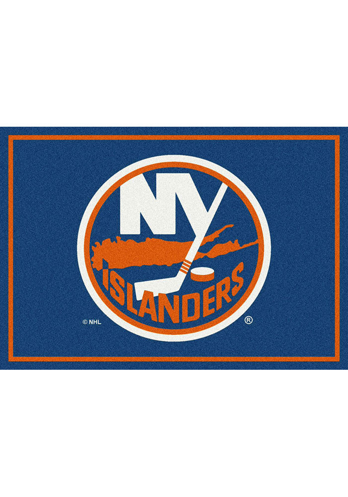 New York Islanders 2x3 Spirit Interior Rug - Image 1