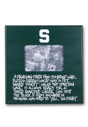 Michigan State Spartans Definition Picture Frame