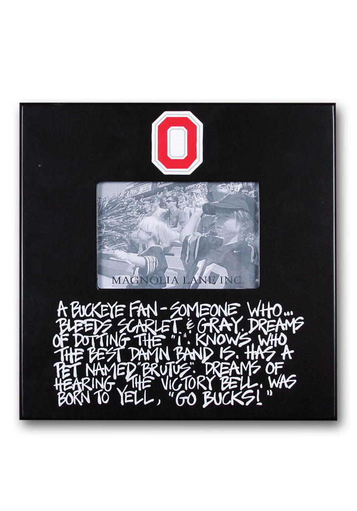 Ohio State Buckeyes Definition Picture Frame - Image 1