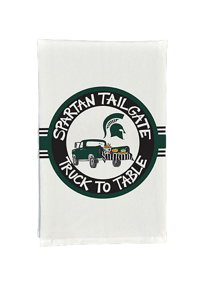 Michigan State Spartans Hand Towel Towel - Image 1