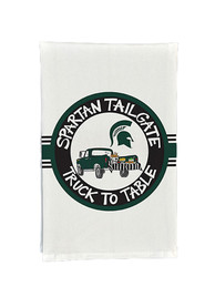 Michigan State Spartans Hand Towel Towel