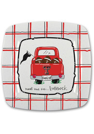 Texas Tech Red Raiders 11in Melamine Truck Plate