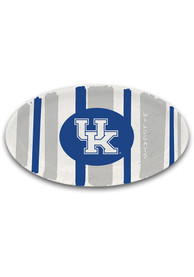 Kentucky Wildcats 6.75 x 12.25 Oval Melamime Serving Tray