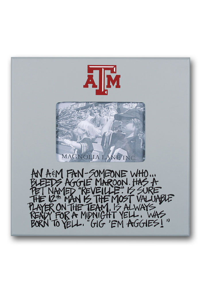 Texas A&M Aggies Definition Picture Frame - Image 1